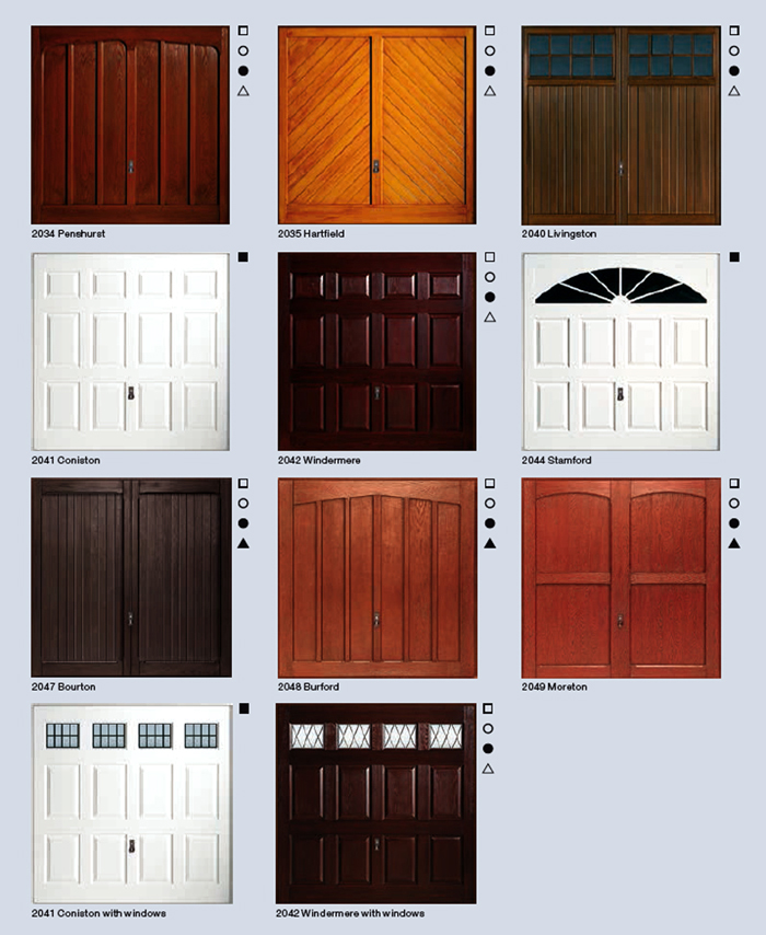 We Supply And Fit Up And Over Garage Doors For Homes In